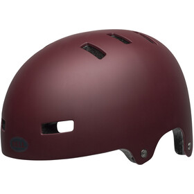 Bell Local Casque, matte maroon